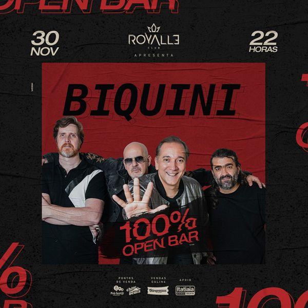 Biquini Cavadão - 30/11/19 - Varginha - MG