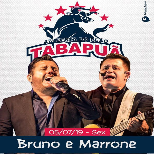 Bruno & Marrone - 05/07/19 - Tabapuã - SP