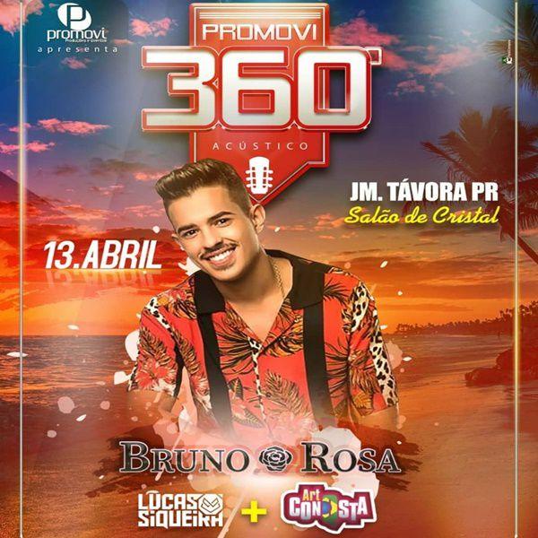 Bruno Rosa - 13/04/19 - Joaquim Távora - PR