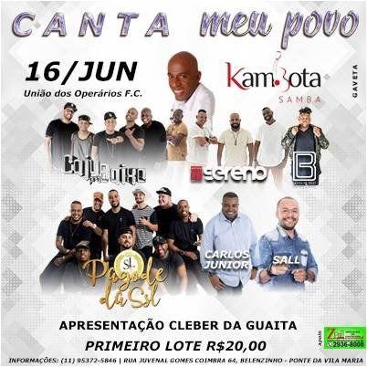 Canta Meu Povo VPS - 16/06/18 - São Paulo - SP