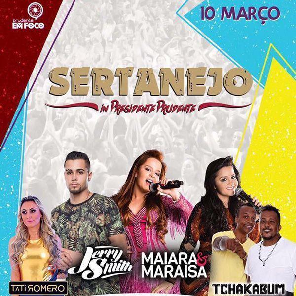 Carna Sertão - 10/03/18 - Presidente Prudente - SP