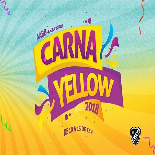 Carna Yellow 2018 - Sábado - 10/02/18 - Barra Bonita - SP
