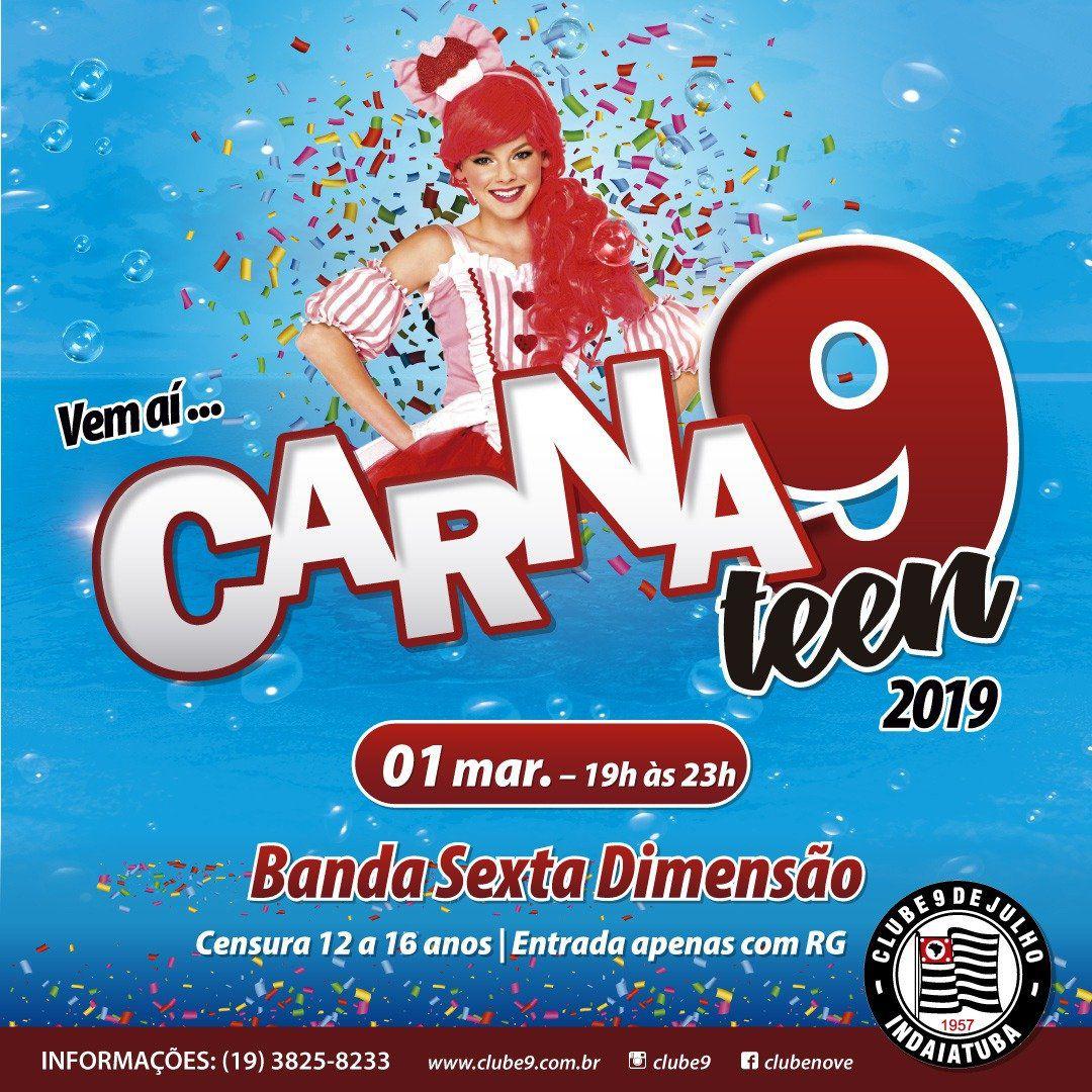 CarnaTeen - 01/03/19 - Indaiatuba - SP
