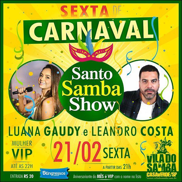 Grito de Carnaval - 21/02/20 - São Paulo - SP