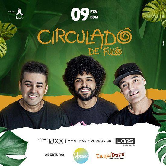 Circuladô de Fulô - Buxixo Bar - 09/02/20 - Mogi das Cruzes - SP