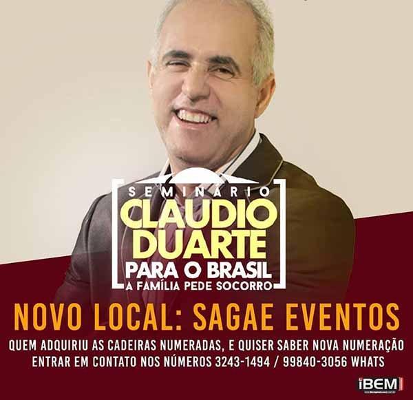 Claudio Duarte - 09/06/18 - Bauru - SP