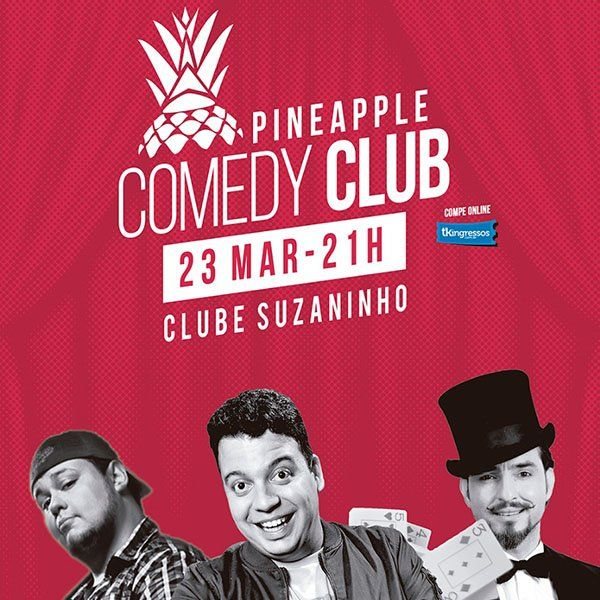 Comedy Club - 23/03/18 - Suzano - SP