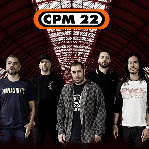CPM 22 - O Kazebre - 08/12/18 - São Paulo - SP