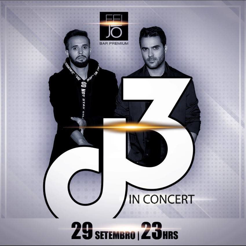D3 In Concert - Feijó Bar Premium - 29/09/18 - Assis - SP