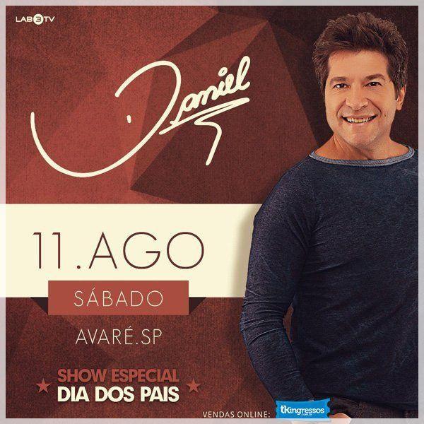 Daniel - 11/08/18 - Avaré - SP