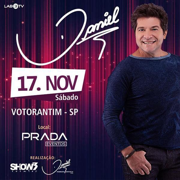 Daniel - 17/11/18 - Votorantim - SP