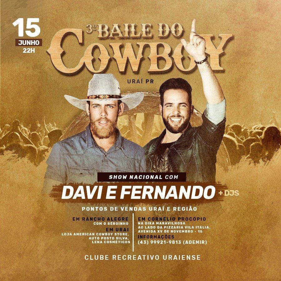 Davi & Fernando - 15/06/18 - Urai - PR