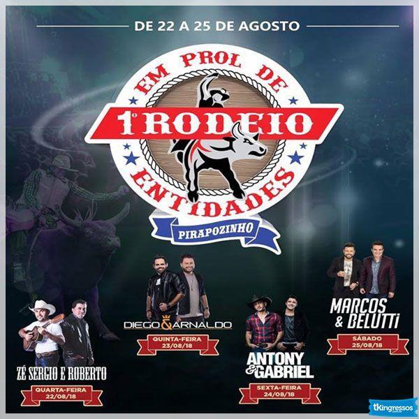 Diego & Arnaldo - 23/08/18 - Pirapozinho - SP
