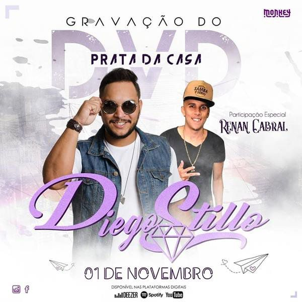 Diego Stillo - 01/11/18 - Presidente Prudente - SP
