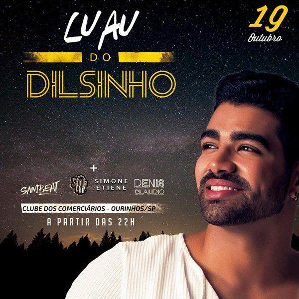 Dilsinho - 19/10/18 - Ourinhos - SP