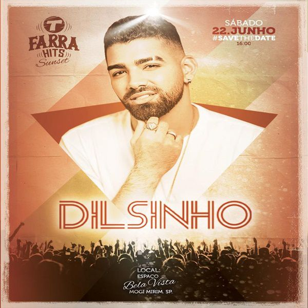 Dilsinho - 22/06/19 - Mogi Mirim - SP