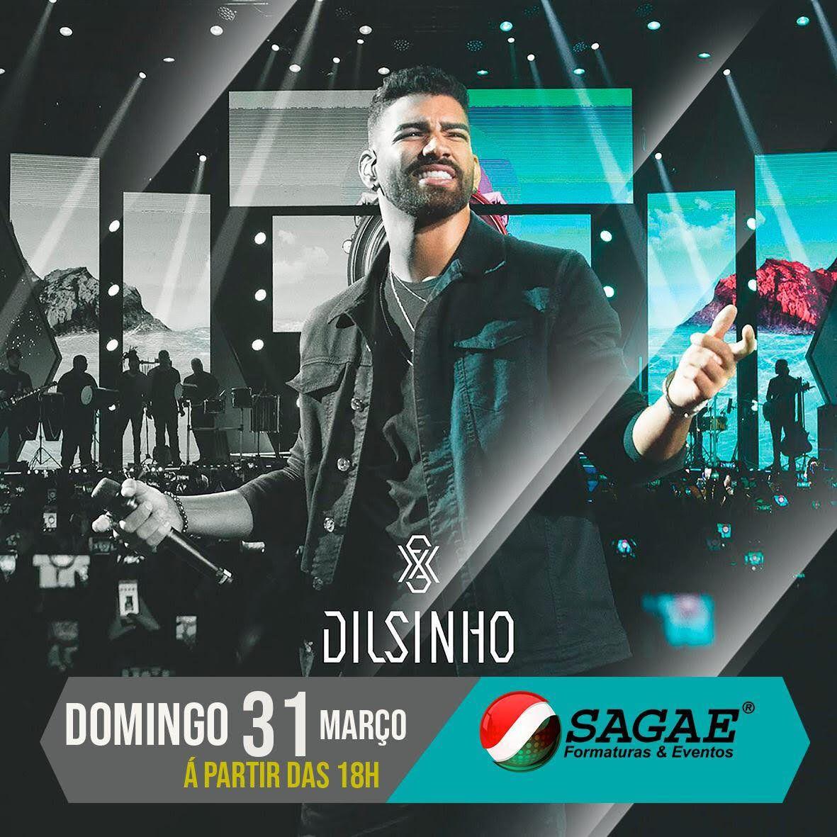 Dilsinho - 31/03/19 - Bauru - SP