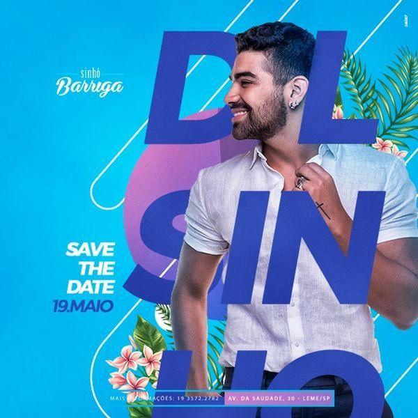 Dilsinho - Sinhô Barriga - 19/05/18 - Leme - SP