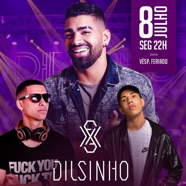 Dilsinho - Via Brasil - 08/07/19 - Americana - SP