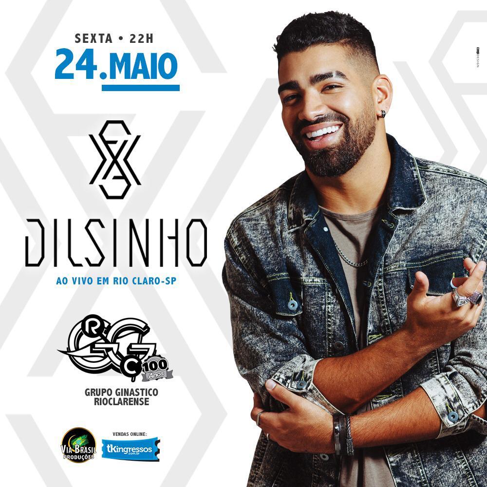 Dilsinho - Via Brasil - 24/05/19 - Rio Claro - SP