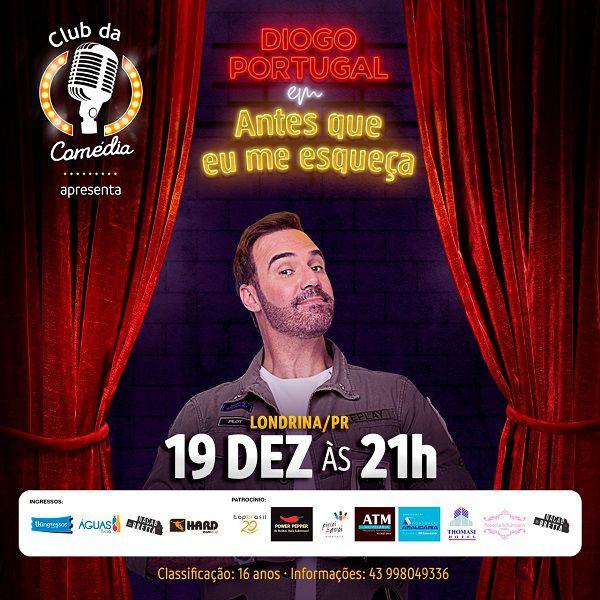 Diogo Portugal - 19/12/19 - Londrina - PR