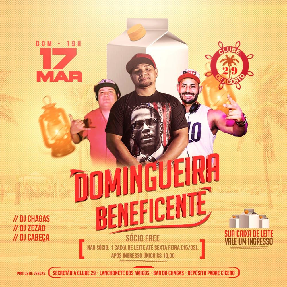 Domingueira Beneficente - 17/03/19 - Leme - SP