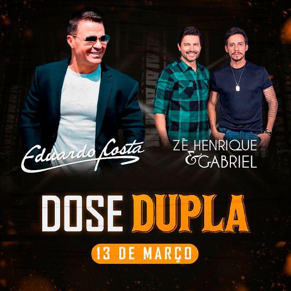 Dose Dupla - Eduardo Costa - 13/03/20 - Joaquim Távora - PR