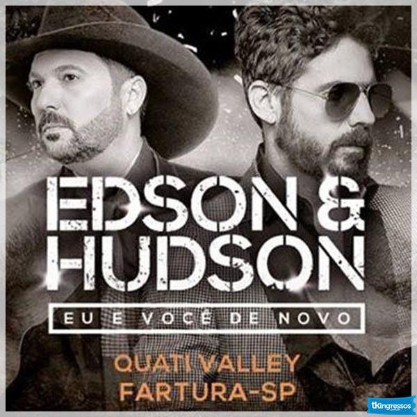 Edson & Hudson - 08/09/18 - Fartura - SP