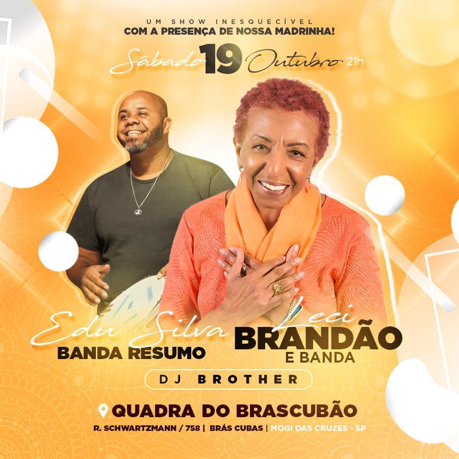 Edu Silva & Leci Brandão - 19/10/19 - Mogi das Cruzes - SP