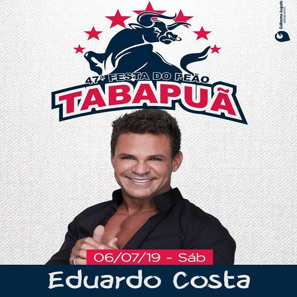 Eduardo Costa - 06/07/19 - Tabapuã - SP