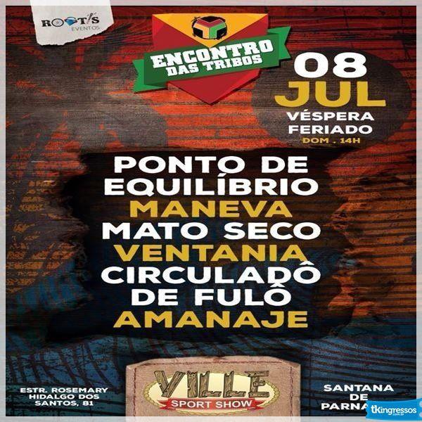 Encontro das Tribos - 08/07/18 - Santana de Parnaíba - SP