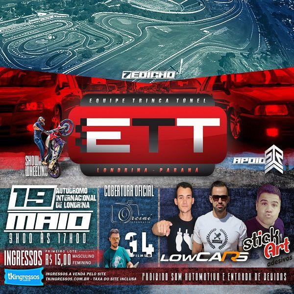 ETT 7ª Edição - 19/05/19 - Londrina - PR