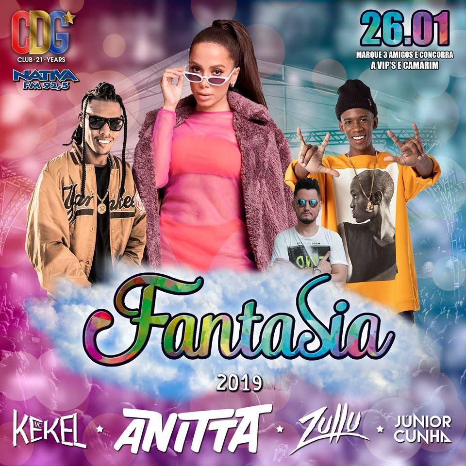Fantasia 2019 - Cervejaria do Gordo - 26/01/19 - Lorena - SP