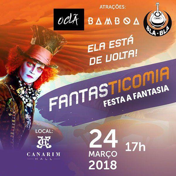 FantasTicomia - 24/03/18 - Bauru - SP