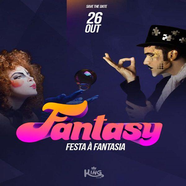 Fantasy - 3ª Edição - 26/10/19 - Itapetininga - SP