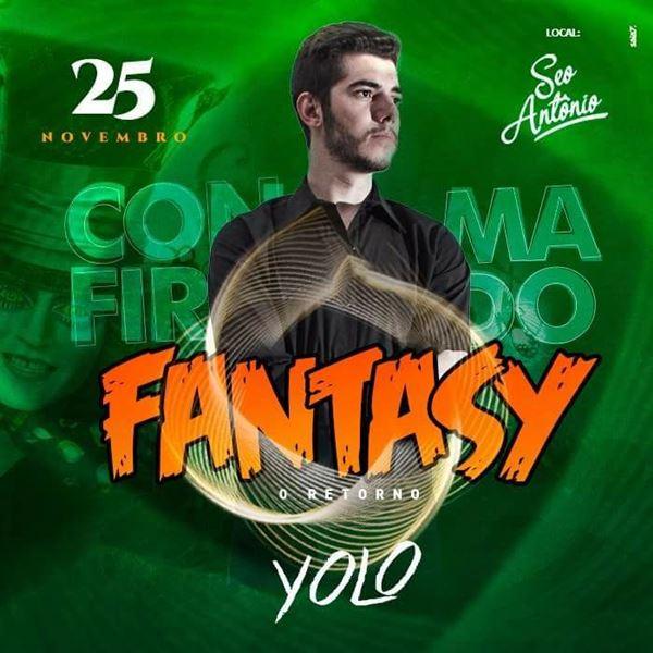 Fantasy O Retorno - 25/11/17 - Leme - SP