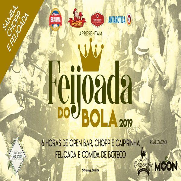 Feijoada do Bola - Moon Up - 27/07/19 - Avaré - SP