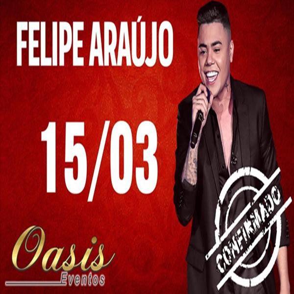 Felipe Araújo - Via Brasil - 15/03/19 - São Carlos - SP