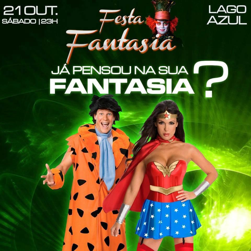 Festa a Fantasia - 21/10/17 - Penápolis - SP