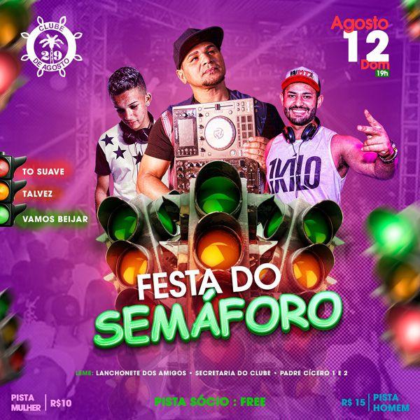 Festa do Semáforo - 12/08/18 - Leme - SP