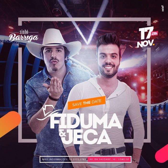 Fiduma & Jeca - 17/11/17 - Leme - SP