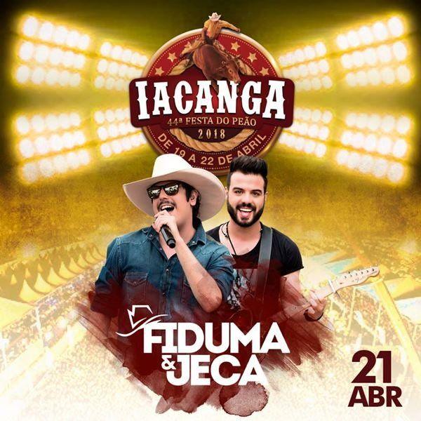 Fiduma & Jeca - 21/04/18 - Iacanga - SP