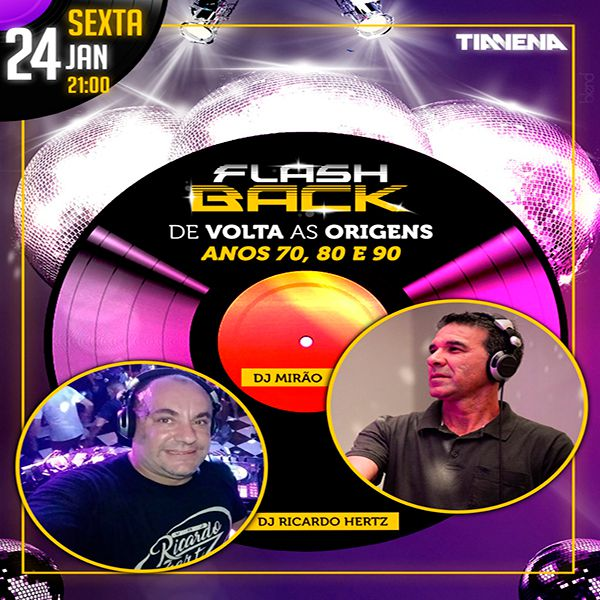 Flash Back - 24/01/20 - Mogi Guaçu - SP