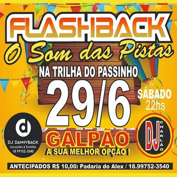 Flash Back Junino - 29/06/19 - Assis - SP