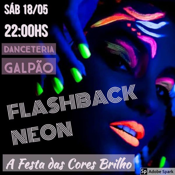 Flashback - Neon - 18/05/19 - Assis - SP