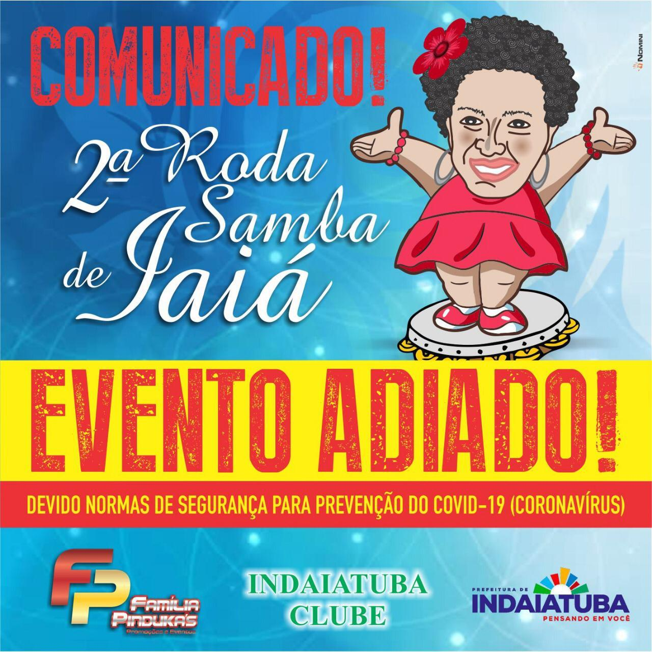 Fundo de Quintal e Leci Brandão - 21/03/20 - Indaiatuba - SP