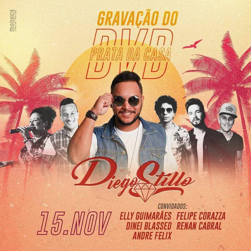 Gravação DVD - Diego Stillo - 15/11/18 - Presidente Prudente - SP
