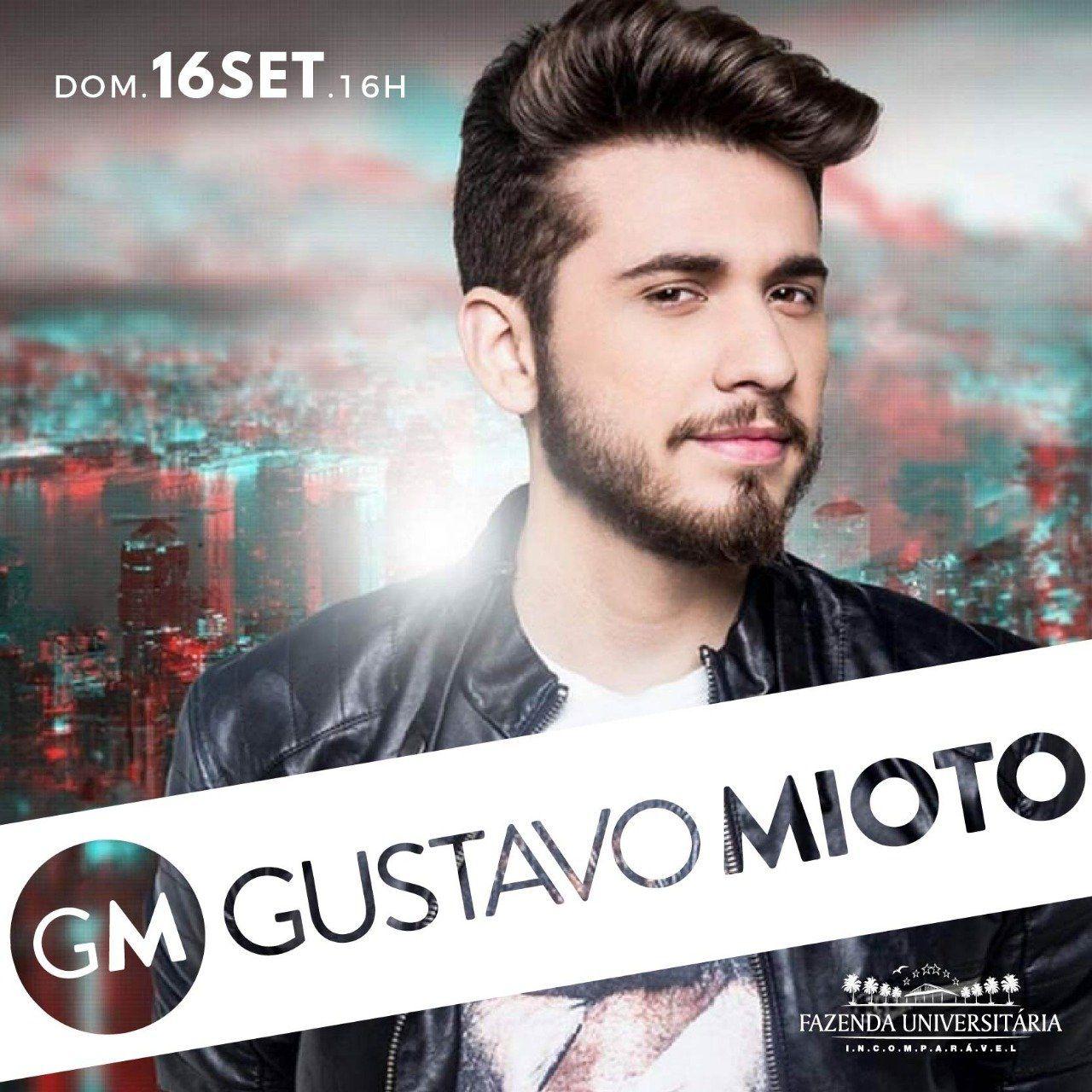 Gustavo Mioto -  Fazenda Universitária - 16/09/18 - Suzano - SP