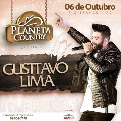 Gusttavo Lima - 06/10/17 - Rio Branco - AC