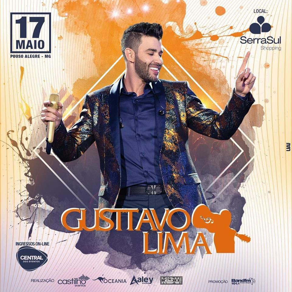 Gusttavo Lima - Oceania - 17/05/19 - Pouso Alegre - MG